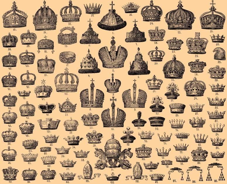 Короны Российской империи  Википедия